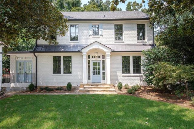 640 E Morningside Drive NE, Atlanta, GA 30324 (MLS #6055774) :: The Justin Landis Group