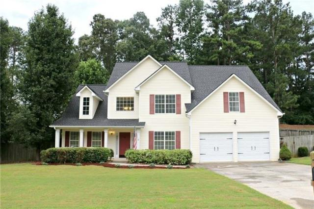 102 Silverleaf Lane, Dallas, GA 30157 (MLS #6055967) :: Iconic Living Real Estate Professionals