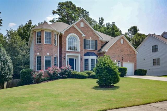 4350 Nesbin Drive NE, Kennesaw, GA 30144 (MLS #6056000) :: North Atlanta Home Team