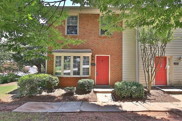 200 Mill Creek Place, Roswell, GA 30075 (MLS #6056085) :: Iconic Living Real Estate Professionals
