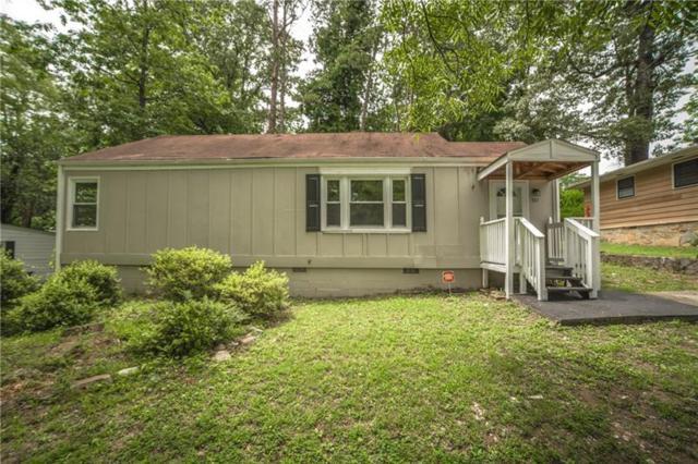 521 Hanes Drive, Forest Park, GA 30297 (MLS #6056321) :: North Atlanta Home Team