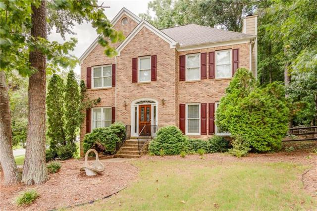 4852 Nellrose Drive NW, Kennesaw, GA 30152 (MLS #6056492) :: Kennesaw Life Real Estate