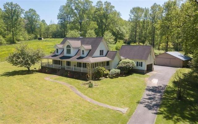 1290 Philadelphia Road, Jasper, GA 30175 (MLS #6056553) :: Path & Post Real Estate
