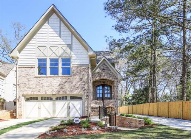 1393 Lanier Place, Atlanta, GA 30306 (MLS #6056608) :: RE/MAX Paramount Properties