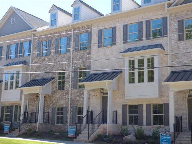 2758 Fuller's Alley, Kennesaw, GA 30144 (MLS #6056807) :: RE/MAX Paramount Properties
