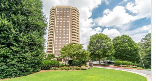 1501 Clairmont Road #1812, Decatur, GA 30033 (MLS #6057009) :: North Atlanta Home Team