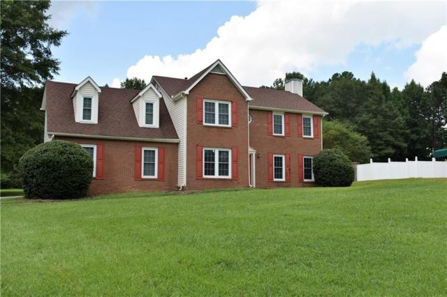 130 Fairfield Circle, Fayetteville, GA 30214 (MLS #6057402) :: Iconic Living Real Estate Professionals