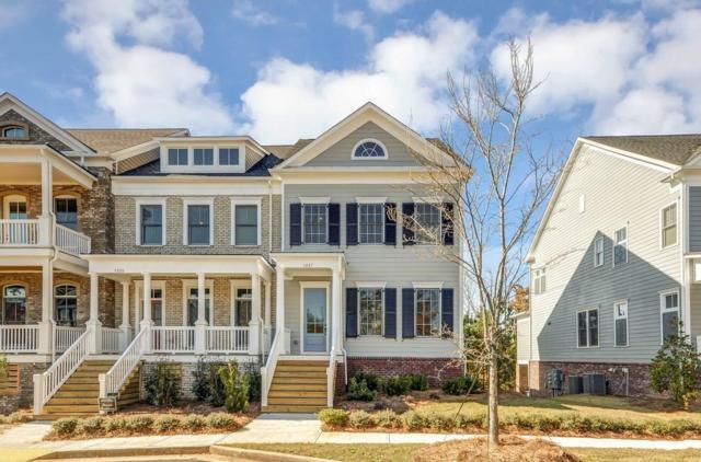 1227 Parkstead Lane #6, Milton, GA 30004 (MLS #6057464) :: North Atlanta Home Team