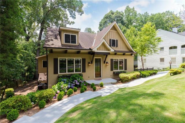 279 Lakeview Avenue NE, Atlanta, GA 30305 (MLS #6057552) :: North Atlanta Home Team