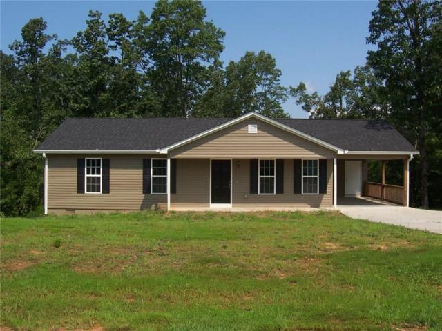 500 Shenandoah Drive, Dahlonega, GA 30533 (MLS #6057579) :: North Atlanta Home Team