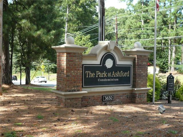3650 Ashford Dunwoody Road #1011, Brookhaven, GA 30319 (MLS #6057751) :: North Atlanta Home Team
