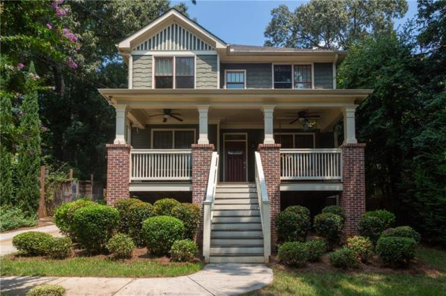459 Deering Road NW, Atlanta, GA 30309 (MLS #6057855) :: The Bolt Group