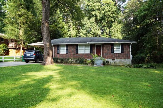 1529 Berkeley Lane NE, Atlanta, GA 30329 (MLS #6058126) :: The Cowan Connection Team