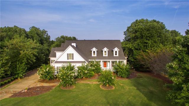 500 Gold Creek Drive, Dawsonville, GA 30534 (MLS #6058301) :: Iconic Living Real Estate Professionals