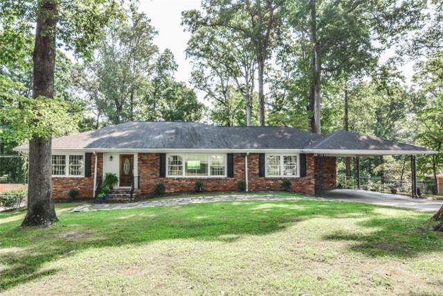 2511 Clairmont Road NE, Atlanta, GA 30329 (MLS #6058772) :: The Russell Group