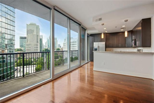 1080 Peachtree Street NE #1008, Atlanta, GA 30309 (MLS #6058950) :: Buy Sell Live Atlanta