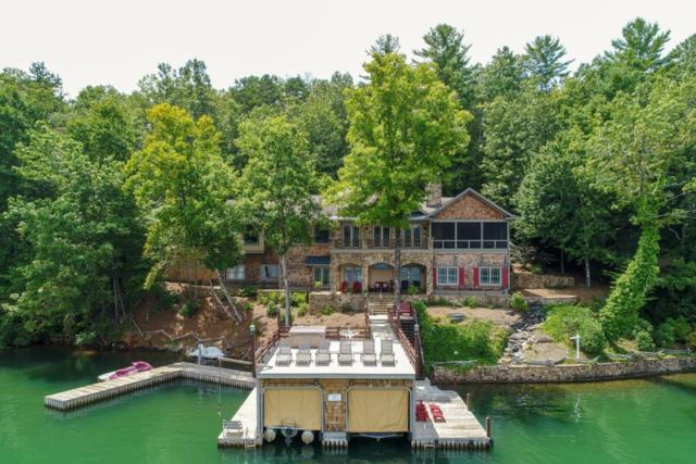 17 Lands End Lane, Clarkesville, GA 30523 (MLS #6058987) :: Iconic Living Real Estate Professionals
