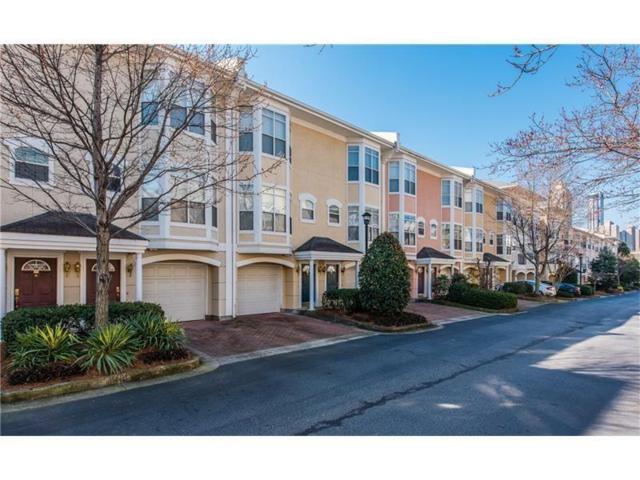 375 Highland Avenue NE #605, Atlanta, GA 30312 (MLS #6059150) :: RCM Brokers