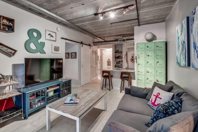 800 Peachtree Street NE #1201, Atlanta, GA 30308 (MLS #6059549) :: Kennesaw Life Real Estate