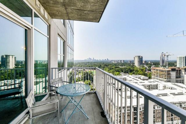 250 Pharr Road #1609, Atlanta, GA 30305 (MLS #6059803) :: Iconic Living Real Estate Professionals