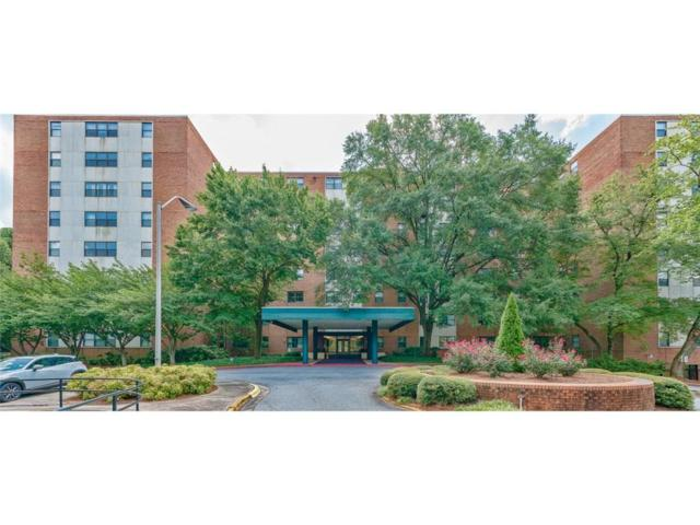 2965 Pharr Court South NW #411, Atlanta, GA 30305 (MLS #6059927) :: The Zac Team @ RE/MAX Metro Atlanta