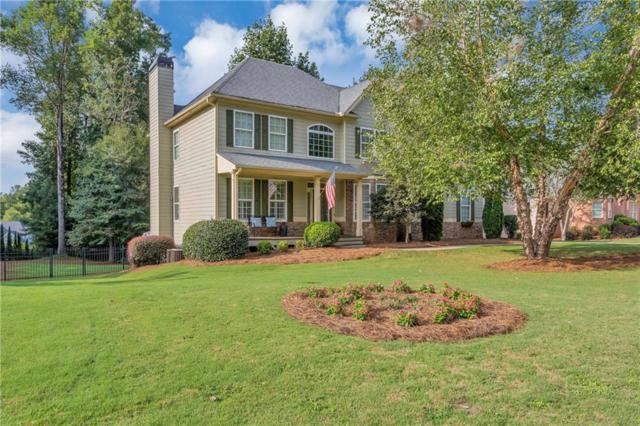 415 Melvin Drive, Jefferson, GA 30549 (MLS #6060367) :: The Hinsons - Mike Hinson & Harriet Hinson