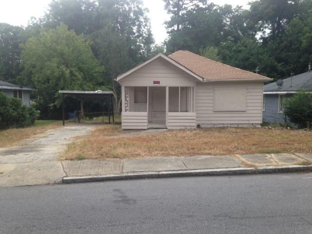 2276 Larchwood Road SW, Atlanta, GA 30310 (MLS #6060499) :: Kennesaw Life Real Estate