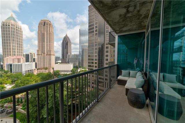 1080 Peachtree Street #1315, Atlanta, GA 30309 (MLS #6060569) :: Buy Sell Live Atlanta