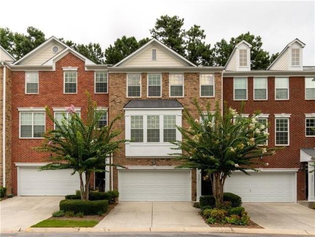 3721 Chattahoochee Summit Drive SE #1, Atlanta, GA 30339 (MLS #6060709) :: Buy Sell Live Atlanta