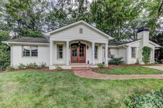1249 Hayes Drive SE, Smyrna, GA 30080 (MLS #6061902) :: North Atlanta Home Team
