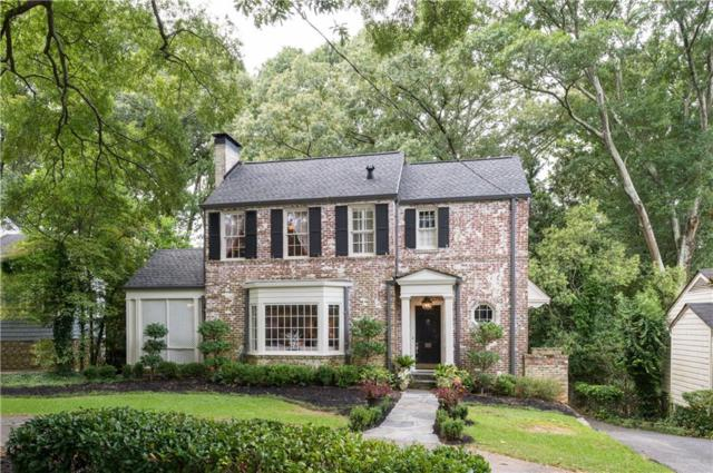 404 Collier Road NW, Atlanta, GA 30309 (MLS #6062443) :: Iconic Living Real Estate Professionals