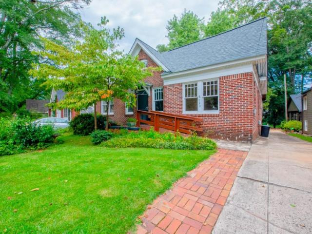 724 Avery Street, Decatur, GA 30030 (MLS #6063035) :: The Russell Group