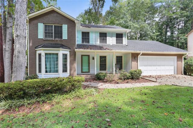 1697 Fieldgreen Overlook, Stone Mountain, GA 30088 (MLS #6063231) :: RE/MAX Prestige