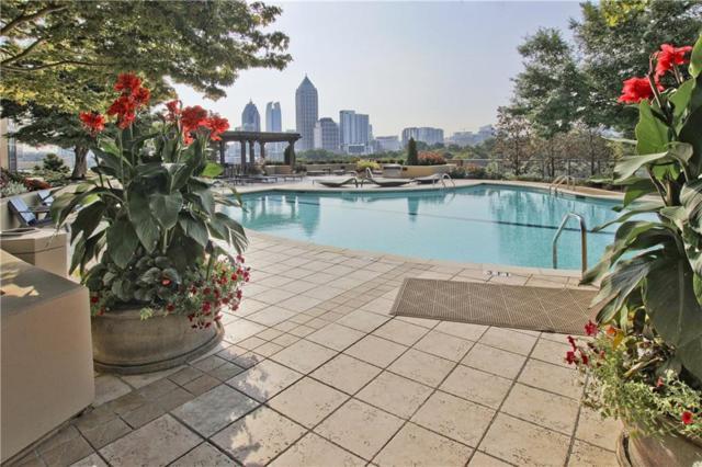 270 17th Street NW #1406, Atlanta, GA 30363 (MLS #6064073) :: Rock River Realty