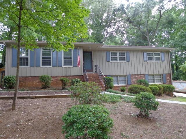 2110 Saddle Lane, Marietta, GA 30066 (MLS #6064160) :: Iconic Living Real Estate Professionals