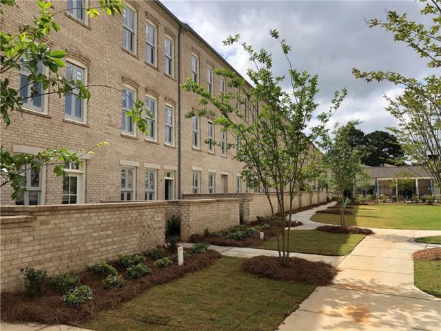 3439 Landen Pine Court NE #16, Atlanta, GA 30305 (MLS #6065228) :: The Zac Team @ RE/MAX Metro Atlanta