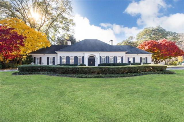 3730 Dumbarton Road NW, Atlanta, GA 30327 (MLS #6065240) :: North Atlanta Home Team