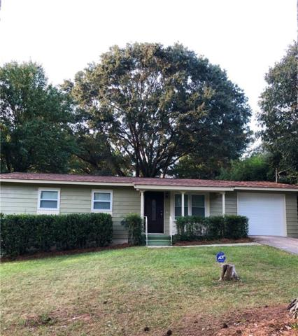 1015 Azalea Circle, Marietta, GA 30062 (MLS #6066383) :: North Atlanta Home Team