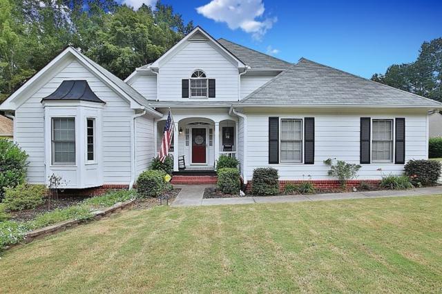 608 Spring Ridge Drive NW, Kennesaw, GA 30144 (MLS #6066430) :: North Atlanta Home Team
