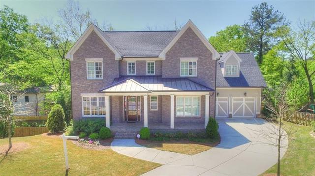 1832 Rock Springs Lane, Atlanta, GA 30324 (MLS #6066752) :: North Atlanta Home Team