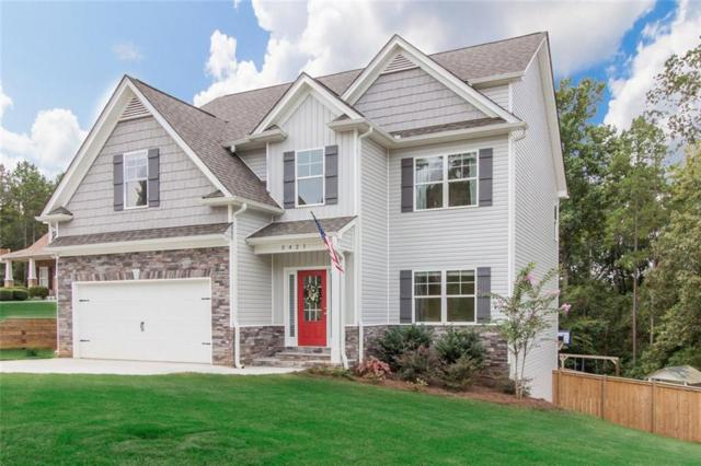 5421 Mulberry Preserve Drive, Flowery Branch, GA 30542 (MLS #6067365) :: Rock River Realty