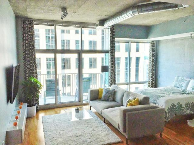 943 Peachtree Street NE #1109, Atlanta, GA 30309 (MLS #6067590) :: Kennesaw Life Real Estate