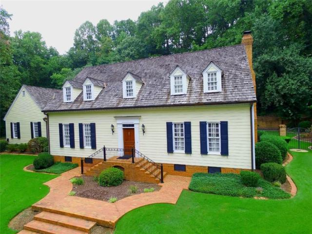 60 Club Drive, Gainesville, GA 30506 (MLS #6067725) :: Iconic Living Real Estate Professionals