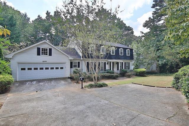1891 Mount Vernon Place, Dunwoody, GA 30338 (MLS #6067972) :: North Atlanta Home Team