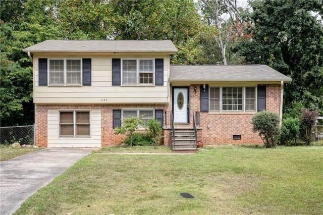 1145 Mountain View Drive, Marietta, GA 30062 (MLS #6068376) :: North Atlanta Home Team