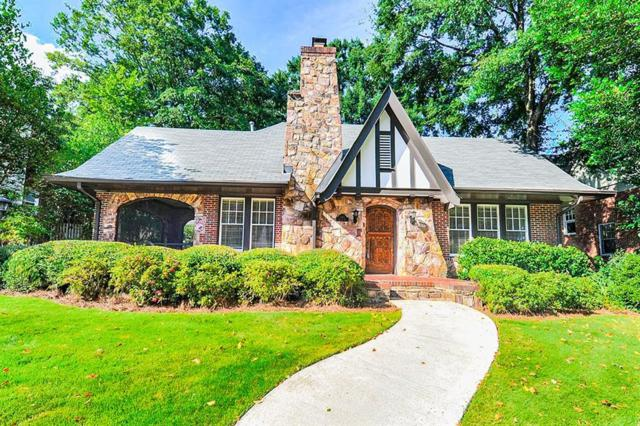 230 Bolling Road NE, Atlanta, GA 30305 (MLS #6068652) :: The Russell Group
