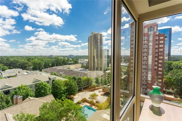 3475 Oak Valley Road NE #870, Atlanta, GA 30326 (MLS #6068775) :: Iconic Living Real Estate Professionals