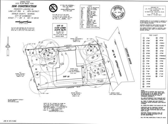 4948 Leisure Drive, Dunwoody, GA 30338 (MLS #6068859) :: RE/MAX Paramount Properties