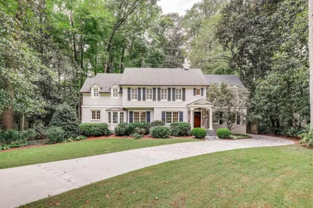 3982 Club Drive NE, Atlanta, GA 30319 (MLS #6069131) :: Iconic Living Real Estate Professionals