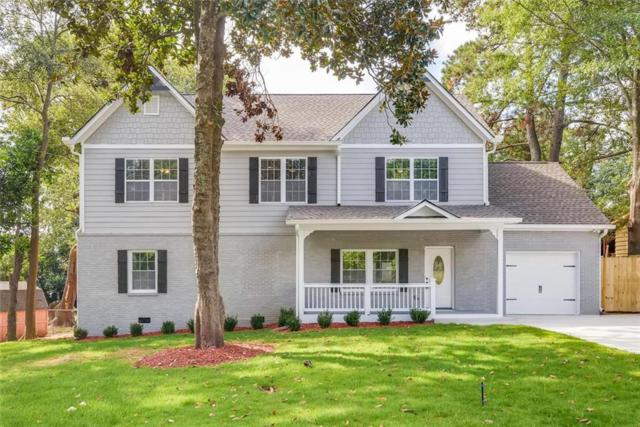 668 Burbank Drive SE, Smyrna, GA 30080 (MLS #6069172) :: North Atlanta Home Team